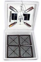 Инкубатор УТОС Кривой Рог на 80 яиц с ручным переворотом и мембанным терморегулятором