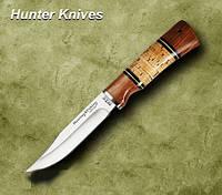 Нож охотничий 2283 BL. Рукоять - береста, дерево,охотничьи ножи,товары для рыбалки и охоты,оригинал