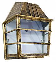 Фонарь настенный (23х10х18 см.) Золото состаренное YR-3705-p, фото 1