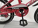 "18"" Велосипед SPARK KIDS TANK сталь TV1801-002, фото 5"