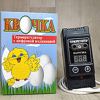 "Терморегулятор цифровой ""Квочка"" для инкубатора, фото 1"