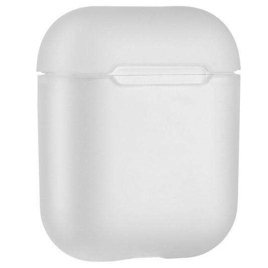 Чехол для AirPods Ultra Slim прозрачный
