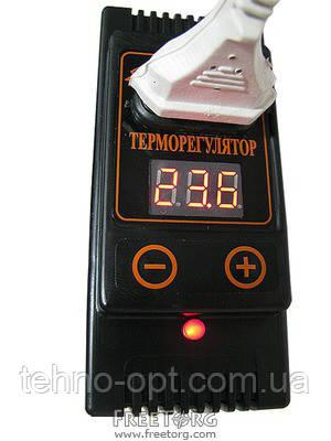 Рябушка Цифровой терморегулятор для инкубатора