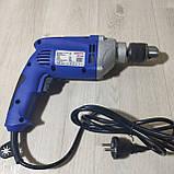 Набор комплект электроинструмента ВИТЯЗЬ: Ударная Дрель, болгарка 125, электролобзик, фото 9
