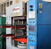 Пресс гидравлический Pezzato, усилие 230т (плиты 600х700мм)