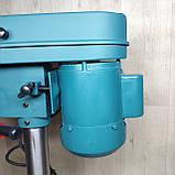 Станок сверлильный VILMAS 350-DP-13/16 два патрона, фото 5