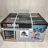 Станок сверлильный VILMAS 350-DP-13/16 два патрона, фото 9