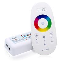2.4G RF RGB контроллер TOUCH  SCREEN 18A с сенсорным пультом для светодиодной ленты