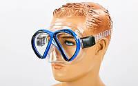 Набір для плавання (люлька+маска) M293P-SN110-PVC, фото 1