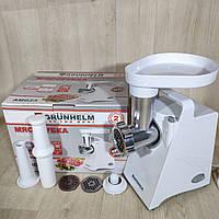 Мясорубка Grunhelm AMG23 (электромясорубка) 1200Вт, фото 1