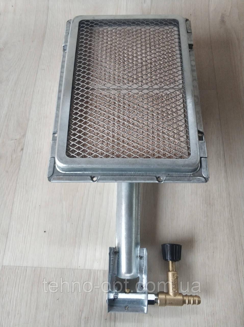 Газовий інфрачервоний обігрівач MIR Туреччина 3 КВТ (газовий пальник)