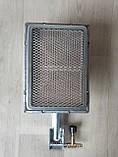 Газовий інфрачервоний обігрівач MIR Туреччина 3 КВТ (газовий пальник), фото 5