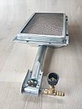 Газовий інфрачервоний обігрівач MIR Туреччина 3 КВТ (газовий пальник), фото 6
