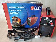 Инверторный сварочный аппарат Weld IWM-345 IGBT сварка инверторная, фото 1