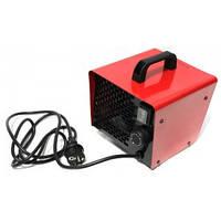 Керамический тепловентилятор Crown 1-фазная 2кВт Электрическая тепловая пушка, обогреватель