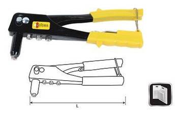 Пистолет заклепочный (Sigma -210200) Euro Style 240 мм/ 9,5