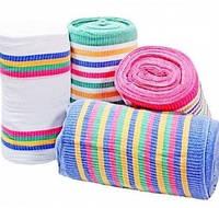 Вафельные рулоны на метраж 50 м, ширина 0,4 м вафельное рулонное полотенце самая дешевая цена