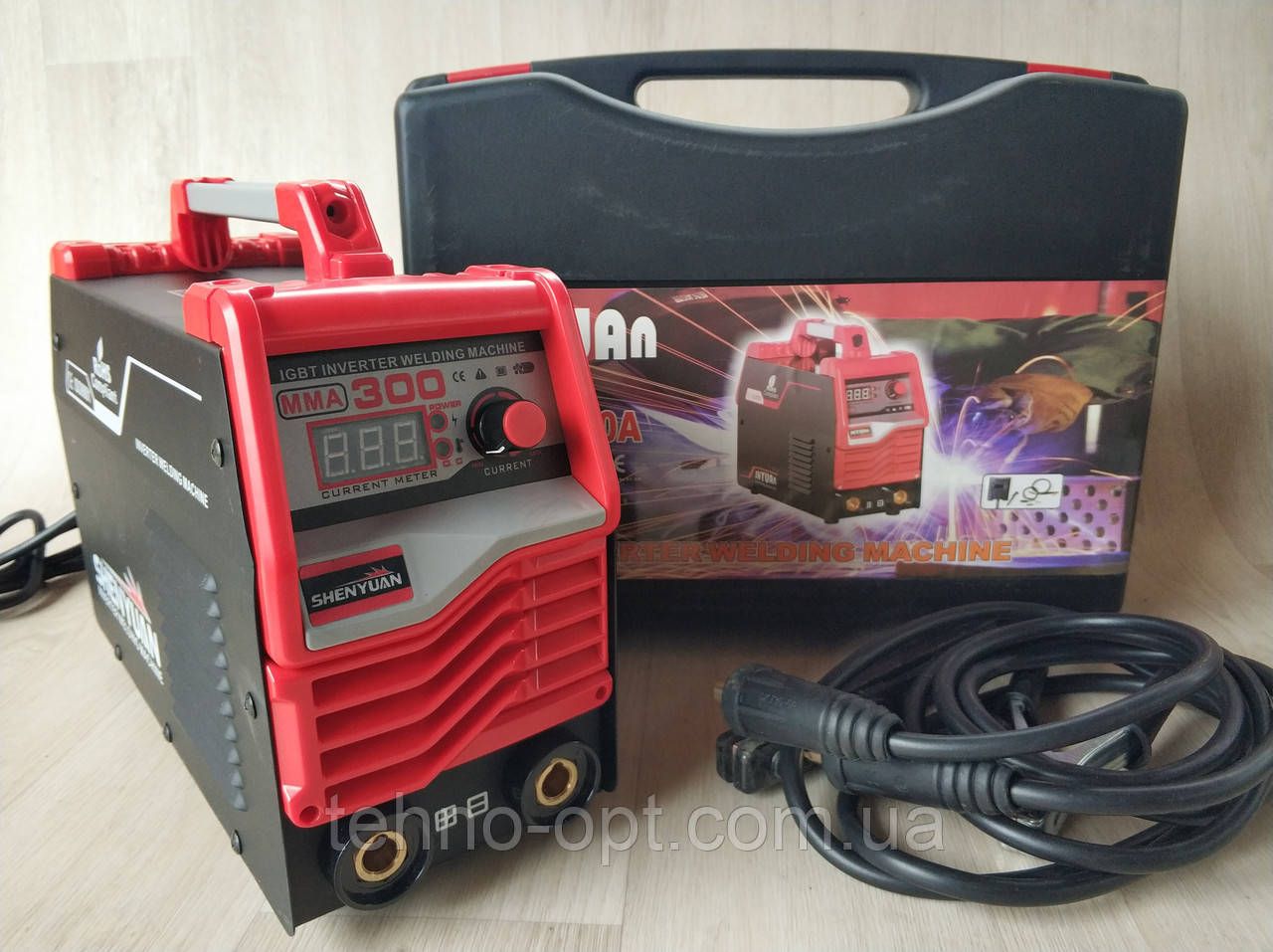 Cварочный аппарат Shyuan MMA-300A