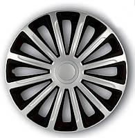 Колпаки на колеса Elegant 14 TREND silver/black