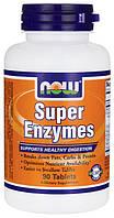 Энзимы для пищеварения / Super Enzymes, 90 капсул