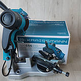 Станок для заточки цепей бензопил Kraissmann 320SSG100, фото 10