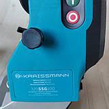 Станок для заточки цепей бензопил Kraissmann 320SSG100, фото 8