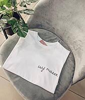 Женская футболка Ну такое