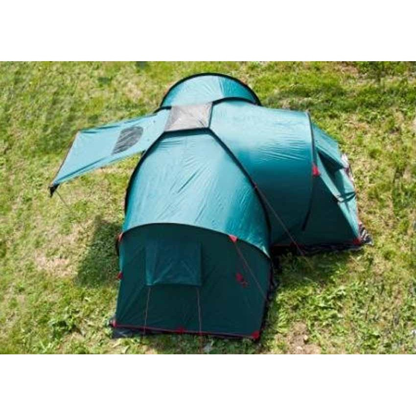 Палатка Tramp Brest 9+ v2 TRT-084. Палатка кемпинговая.