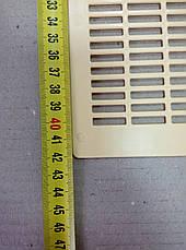 Разделительная решетка Дадан  42 х 49,5 см,NICOT Франция на 10 рамочный улей, фото 3