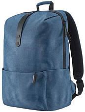 Рюкзак Mi Casual Backpack Синій/Чорний (XYXX01RM/BLUE), фото 2