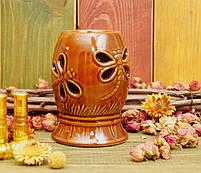 """Аромалампа керамика """"Стрекозы"""" (4 цвета), фото 3"""