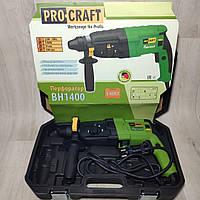 Перфоратор прямой ProCraft BH-1400, фото 1