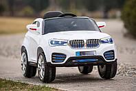 Детский электромобиль Джип Tilly XM806 BMW, белый
