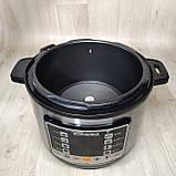 Мультиварка - скороварка Grunhelm MРC-11SB 5 литров, фото 4