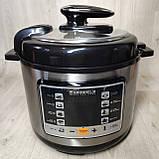 Мультиварка - скороварка Grunhelm MРC-11SB 5 литров, фото 8