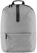 Рюкзак Mi Casual Backpack Сірий/Чорний (XYXX01RM/GREY)