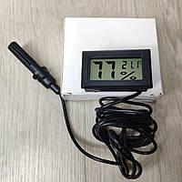 Цифровой влагомер с термометром для инкубатора