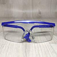 Очки защитные, от опилок и стружки окалин