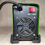 Инверторный сварочный аппарат Procraft SP-295D 1.6-5 электрод + Маска Хамелеон, фото 8