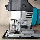 Лобзик электрический Vilmas 650-JS-65 в Кейсе с подсветкой, электролобзик, фото 8
