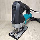 Лобзик электрический Vilmas 650-JS-65 в Кейсе с подсветкой, электролобзик, фото 9