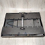 Мангал 3 мм раскладной с столиком на 7 шампуров, фото 2