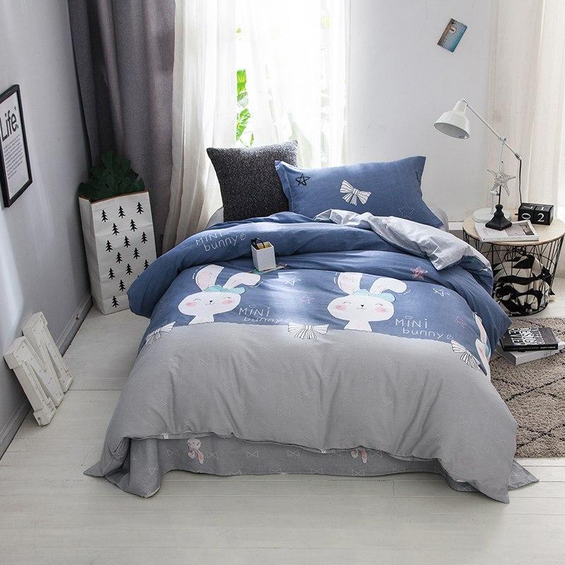Комплект постельного белья Маленькая зайка (полуторный) Berni