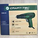 Шуруповерт сетевой Craft-tec PXSD-101, 900 W, фото 2