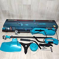 Чехия. Коса электрическая GRAND КГ-2700 с двойной ручкой, фото 1