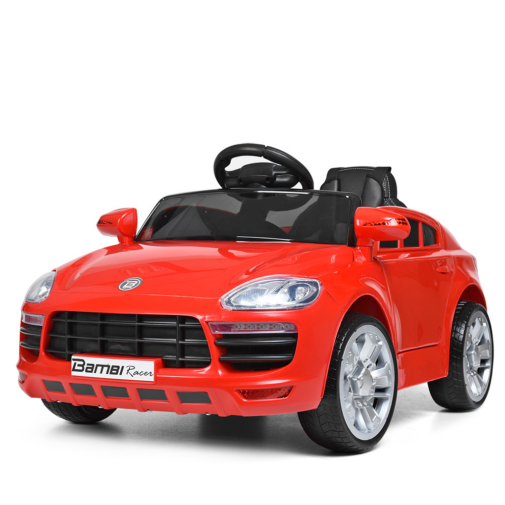 Машина M 3272EBLR-3 Красный BAMBI