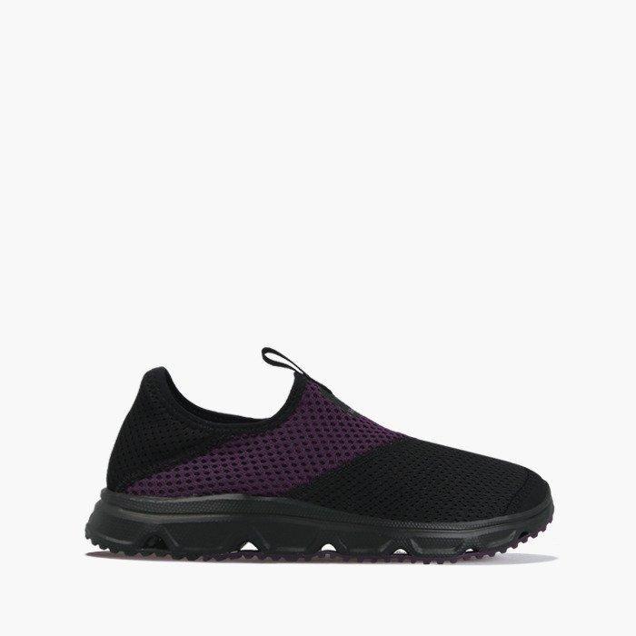 Кросовки женские Salomon RX Moc 4.0 (406741) черные