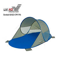 Палатка High Peak Calvia 40 (Blue/Grey), фото 1