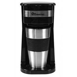 Кофеварка DOMOTEC MS-0709 с металлической термокружкой