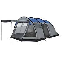 Палатка High Peak Durban 5 (Grey/Blue), фото 1